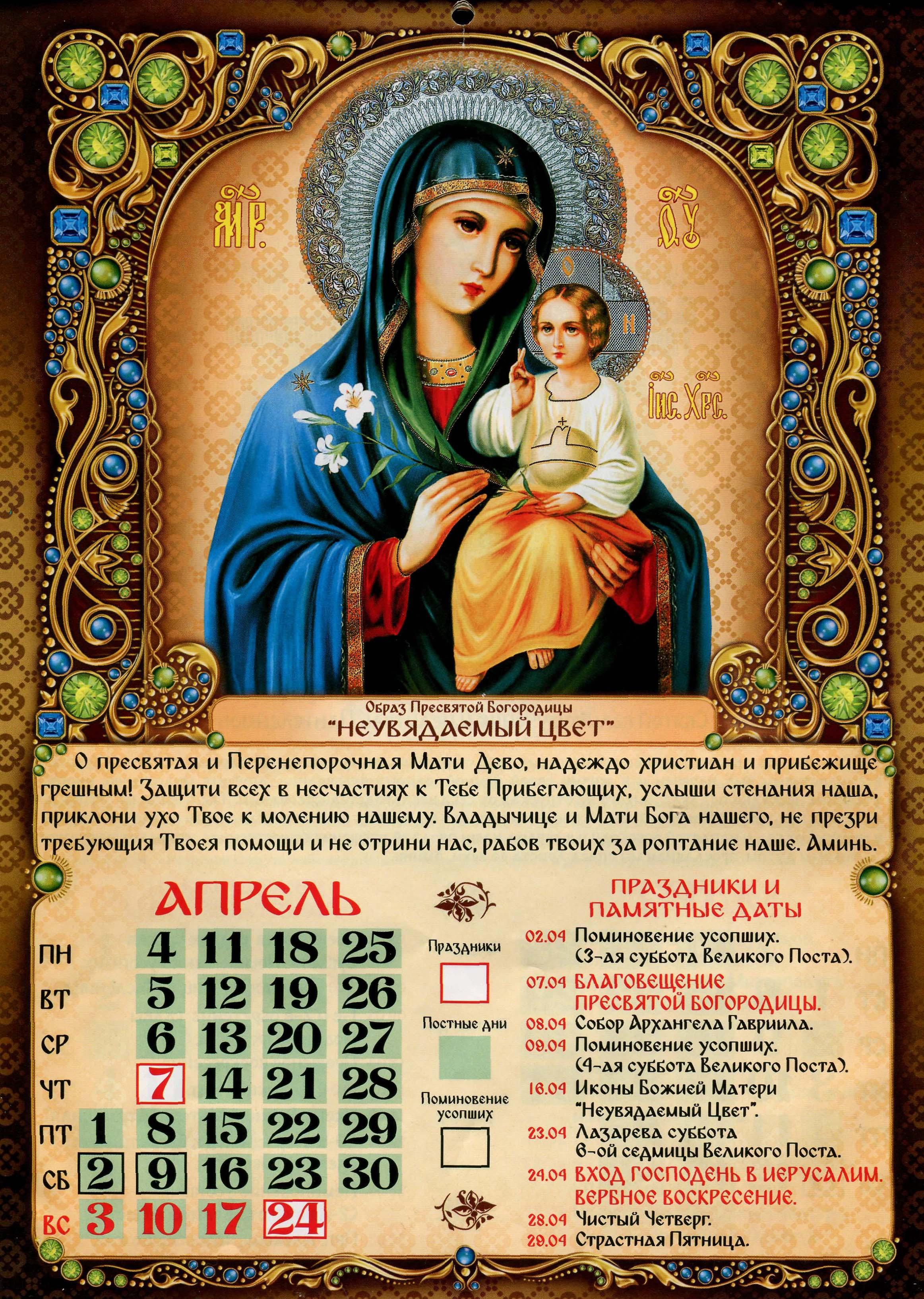 Посевной календарь для владивостока